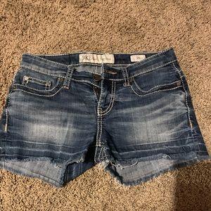 BKE Sabrina Jean shorts
